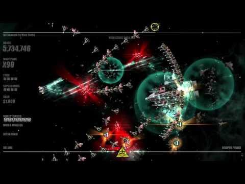 Beat Hazard Ultra ULTRAnumb Perfect Run Suicidal 200% Visual Intensity