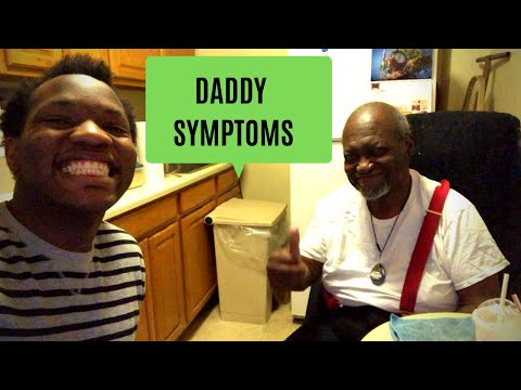 Daddy Symptoms | Pregnancy Update Fathers Edition