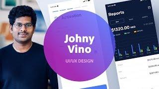 UI UX Design With Johny Vino 3 Of 3