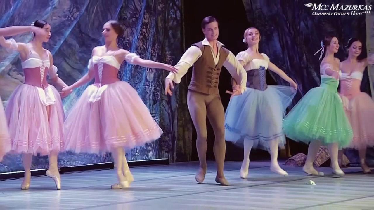 "XXIII Forum Humanum Mazurkas - ""Giselle ou Les Willis"" Balet romantyczny w 2 aktach- 1"