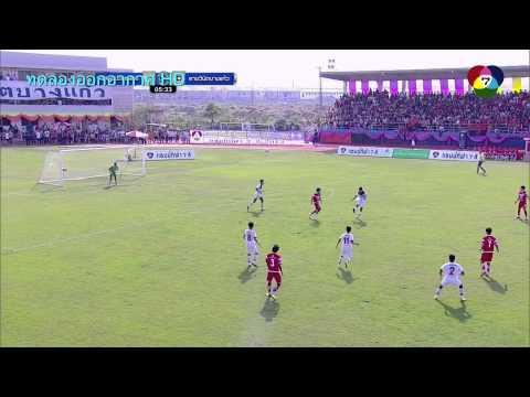 ฟุตบอล 7 สี ราชวินิต ช่อง 7 HD ทีวีดิจิตอล เสาอากาศ