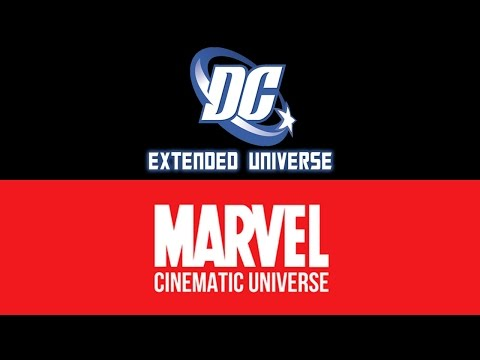 Comic-Con 2016 | Marvel Cinematic Universe vs DC Extended Universe