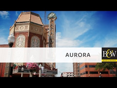 Chicago Neighborhoods - Aurora