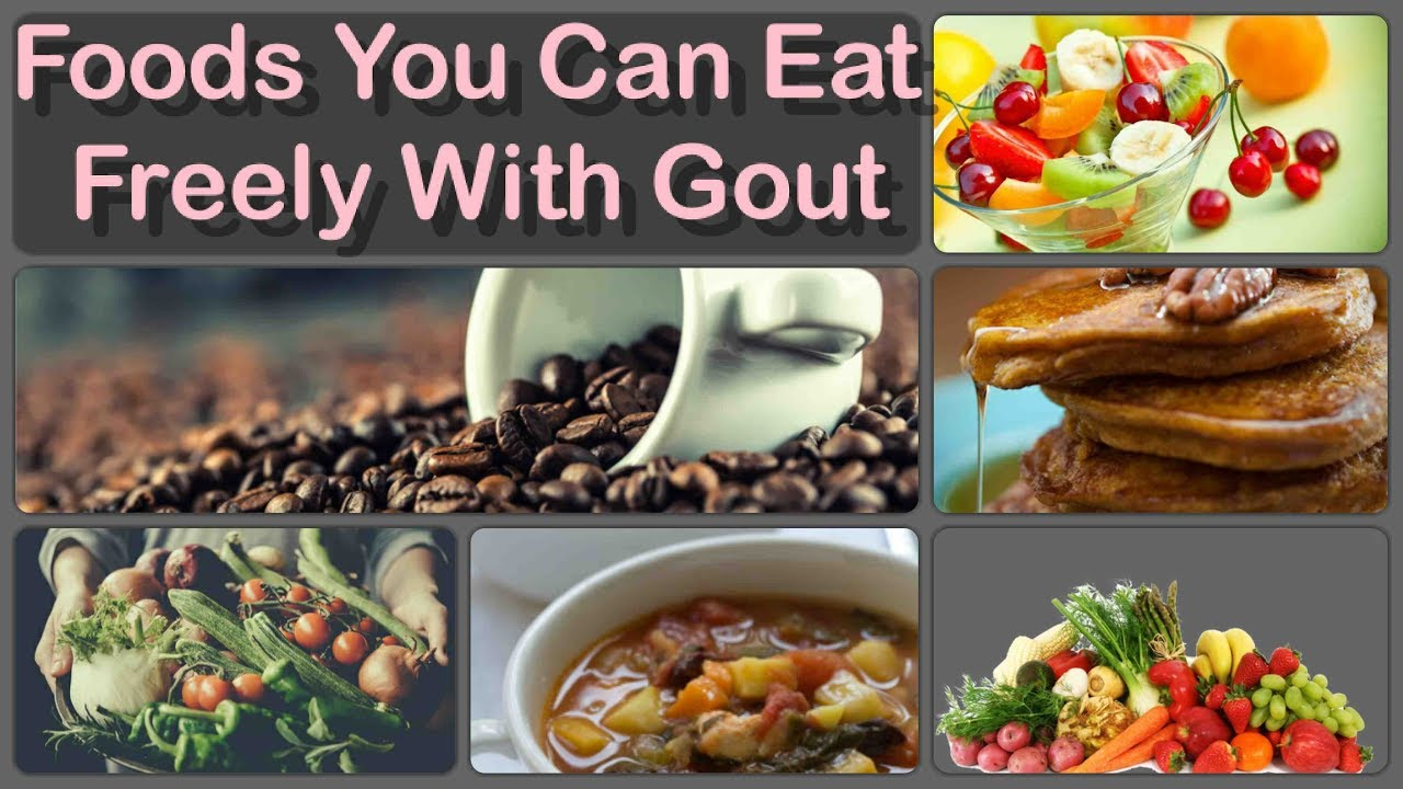What Foods Not To Eat With Gout