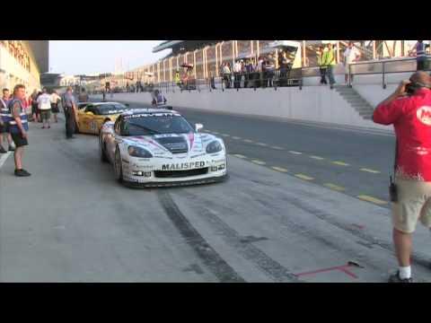 FIA GT3 Dubai 2008 Championship