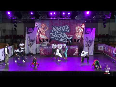 SHOW BOTY MAYOTTE 2019 FUSION CREW