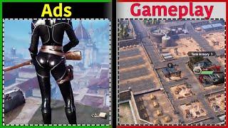 Kiss of War | Is it like the Ads? | Gameplay screenshot 4