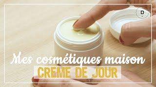 Crème de jour pour peaux sèches