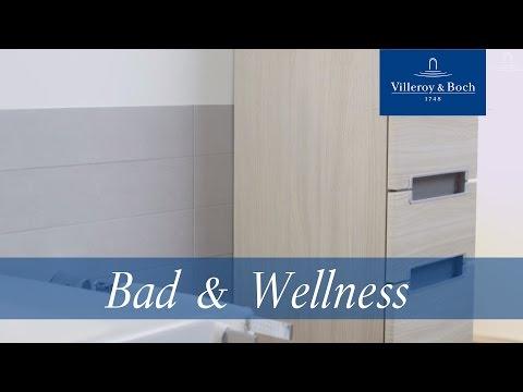 Badezimmerschrank - Subway Kollektion | Villeroy & Boch