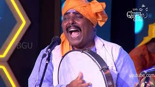 "Kannada folk song  ""Gigi pada"" At 57th Bengaluru Ganesh Utsava,2019"