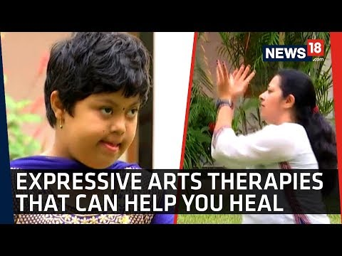 Expressive Arts Therapies That Can Help You Take Care of Your Health & Well-being
