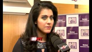 Kajol talks about forthcoming projects, children, career, family & more