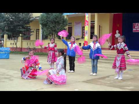 HS Tiểu học Mản Thẩn - Si Ma Cai - Lào Cai