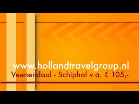 Met Holland Travel Group naar schiphol?