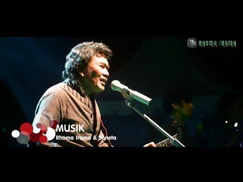 RHOMA IRAMA & SONETA GROUP - MUSIK (LIVE)