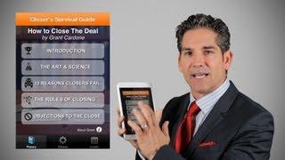 Sales - Sales Person App for Closing Sales
