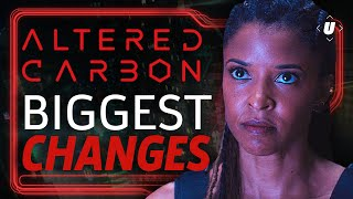Altered Carbon: 5 Biggest Book To Show Changes