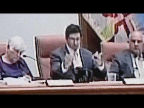 Mayor McGrady   Lies About Democratic Charter Reform