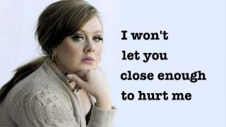 Adele - Turning tables lyrics