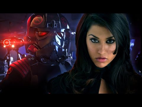 How Janina Gavankar Became Battlefront 2's Main AntiHero  Up At Noon Live!