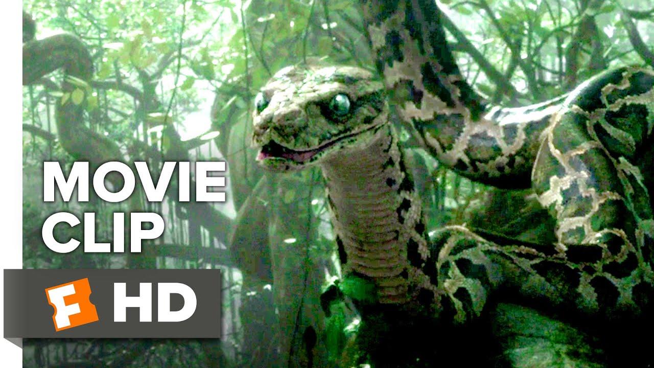Download The Jungle Book Movie CLIP - Kaa (2016) - Scarlett Johansson Movie HD