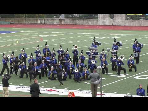 Wayne Valley High School At 2017 National Marching Band Competition,  Allentown, PA