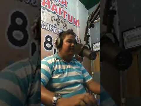Live !! PAMURA Edisi 03 Oktober 2018 Bersama Bg Poen Bed di Radio Mutiara Beureunuen 104,8 Mhz
