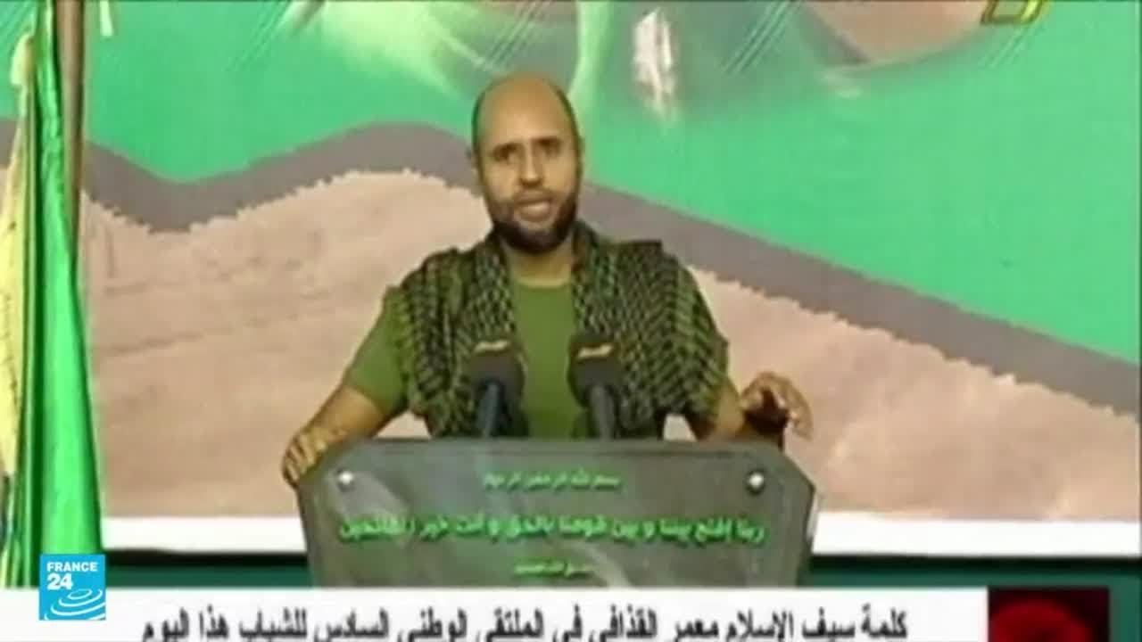 سيف الإسلام القذافي يريد العودة للحياة السياسية.. ما التفاصيل؟  - 17:56-2021 / 6 / 11
