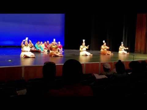 Asia Pacific Dance Festival 2017 Show #2 - Kanokupolu Dancers 'Otuhaka