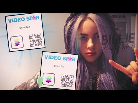 VideoStar Transition/Colouring QR Codes!