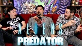 Aliens vs Predator on Back Issues #AlienDay