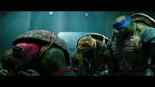 Черепашки-ниндзя (2014) Это не лифт