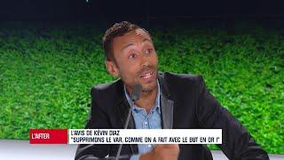 """Diaz (After Foot) : """"L'assistance vidéo est une catastrophe pour le foot"""""""