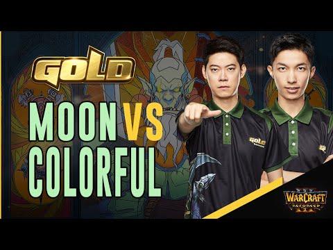 WC3R - WGL SUMMER - Ro16 WB SF: [NE] Moon vs. Colorful [NE] (Group B)