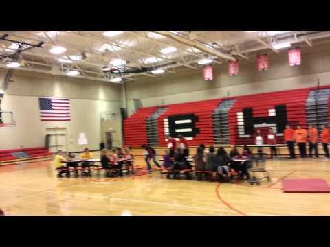 Brimfield High School Senior Skit 2014