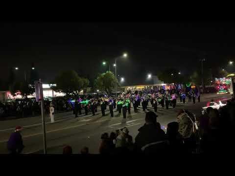 Tokay High School Royal Regiment Band @ Lodi Parade of Lights 2019