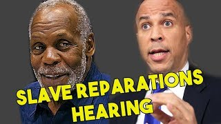Slave Reparations: Danny Glover Speaks