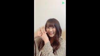 20190413 LINELIVE 伊藤貴璃(原駅ステージA)