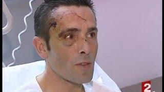 [Nicolas Sarkozy rencontre les familles des victimes et les pompiers et policiers blessés]