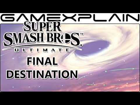 Super Smash Bros. Ultimate: Is This the REAL Final Destination?