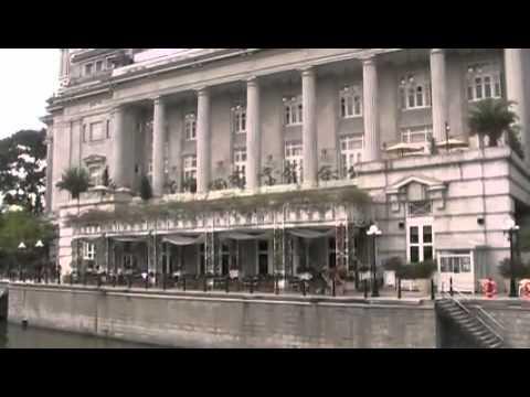 The Luxurious Fullerton Hotel, Singapore