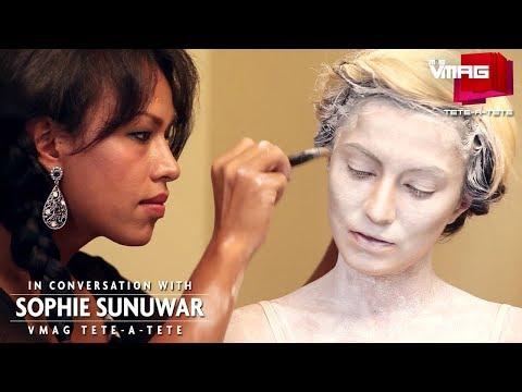 The first transgender makeup artist of Nepal: Sophie Sunuwar