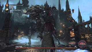 Поиграл в Bloodborne - идейный наследник Dark Souls и Demon's Souls от Хидетаки Миядзаки