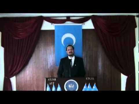 Sh.Türkistan Sürgündiki Hökümitining Guantanamodiki Uyghur Mehbuslar Toghrisidiki Bayanati