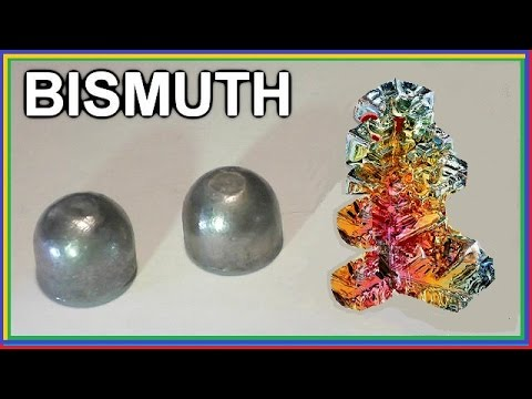 BISMUTH BULLETS  -  We make and SHOOT Them!