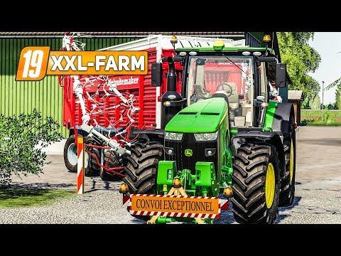 LS19 XXL Farm #31: Der SPEZIAL-Ladewagen + Pläne | LANDWIRTSCHAFTS SIMULATOR 2019