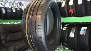 видео Goodyear Eagle F1 Asymmetric SUV
