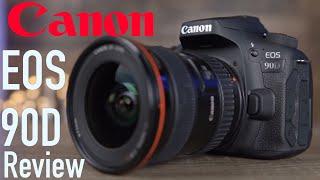 Canon 90D Review - The Best Budget DSLR