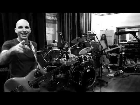 Joe Satriani World Tour 2014 Rehearsal