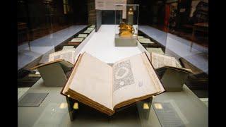 Inauguración de la muestra «Ciencia e imprenta. Tesoros de la biblioteca de la Academia de Ciencias»